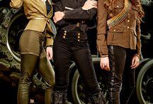 Soldaten vrouwen / Soldaten vrouwen