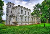 Borki - Pałac