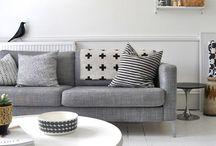 rookie architect : livingroom & foyer / by rera