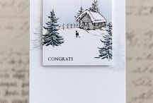 Altenew Winter Cottage