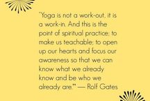 Yoga readings and quotes