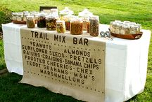 Party Food Bars / by Wendy Garner