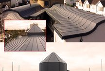 Amazing Roofs / Winners of Roofing Today Award.