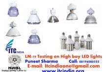 LM-79 Testing Laboratory / Get LM 79 Testing Report, If you're Buyers Demanding for LM-79 Testing– Contact Now! Mr. Puneet Sharma Call: 08196980555 Email: ITCIndiaOne@Gmail.Com