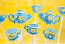 Cute cake pop inspiration