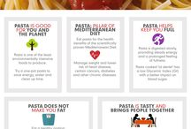 Infographics / Learn more about pasta and carbs