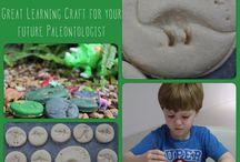 Dinosaur theme play