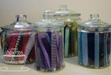 Organization Ideas / DIY organization ideas, how to keep things organized
