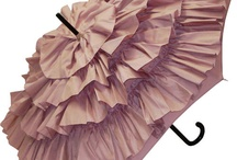 *Umbrella Boutique* / The most stylish umbrellas around...hoping for rain just so you can accessorise