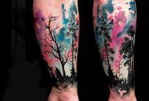 Tattoos oberarm