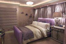 colours deco bedroom