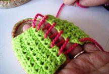 Zapatos,zapatillas,alpargata a crochet