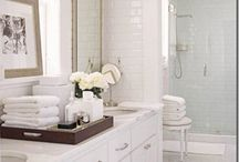 spec house | bathrooms / by Emily Klaparda