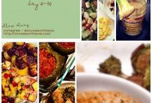 Whole30/paleo / by Monica Johnson