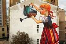 Street Art - Poland
