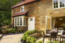 The Fold / A selection of luxury cottages at Raithwaite Estate, ideal for families and groups of friends.