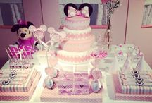 Minnie Mouse Party Ideas / by Cindy Bustle