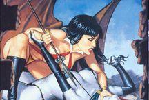 Catfight / Dívčí a ženské boje všeho druhu.
