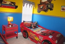 Cars bedroom