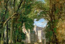 John Constable            (English)