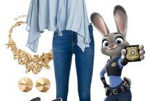 Disney's look book