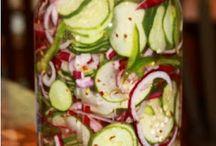 Salads / by Nori Thornton