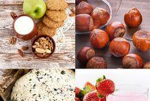 nut milks / cheeses