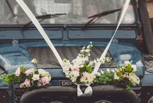 Wedding car Xx