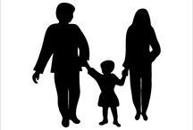 Family Silhouette / Family Silhouette