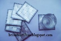Reciclaje de Tetra brick Recycle Tetra Brick / Reciclaje de tetra brick, tetra pack #reciclaje #diy #manualidades