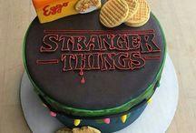 Stranger things birthday