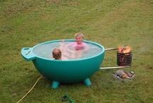 Backyard Soaking (aka How to Avoid the Big Blue Blob)