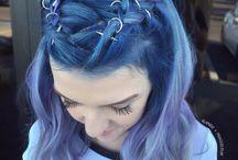Hair Hoop Rings