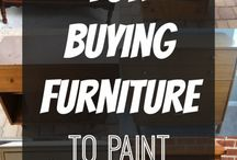 Upcycling furniture - tips