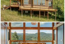 Homes! / Vacation spots and house designs / by Zack Wilson