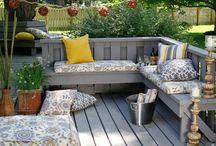 back patios