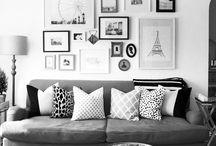 Sisustus  / Home sweet home