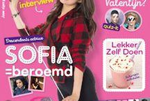 Meiden bladen / Tijdschriften voor meiden. Neem een abonnement of geen een meidenblad kado.