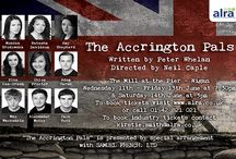 The Accrington Pals / Photo gallery of the ALRA Drama School production of The Accrington Pals