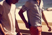 men wear / by Marina Jadraque