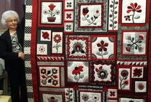 Stitchers Garden Quilts and Blocks / All Blocks and Quilts from the Stitchers Garden