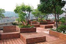 Roof Gardens / Inspiring rooftop garden designs