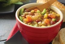 Recipes - Soups / by Annie Johnson