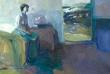 Elmer Bischoff / Painting