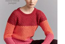 crochet jumpers