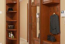 Шкафы В Прихожей
