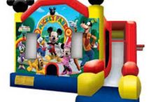 Mickey Mouse Bounce House for Sale