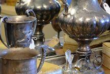 Silver / Allt i silver föremål / by Stighab Guld