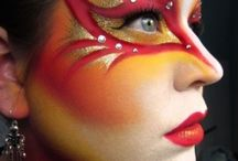 Theatrical makeup / by Brittany Amato