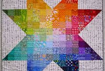 Rainbow Inspired Quilts / by Jessica Pugh